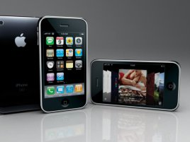 Apple Iphone 3 G Black