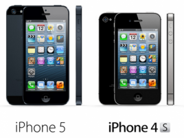 Apple iPhone 5 4S 4