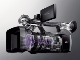 Sony Handycam FDR-AX1 - Obrázek 3