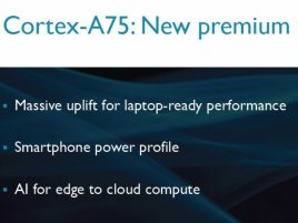 Big Arm Cortex A 75 Perf