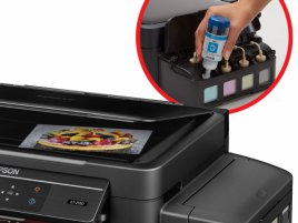 Epson Eco Tank All In One Printers 01
