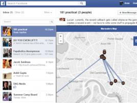Facebook User Location