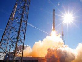 Falcon 9 Launch 640 X 353