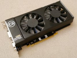 Gainward Geforce Gtx 750 Ti Gs P 1100623 Front