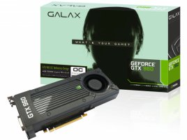Galax Gtx 960 Oc Reference 4 Gb