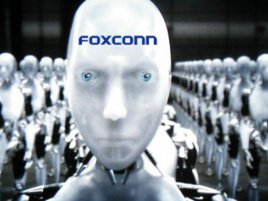 I Robot Foxconn