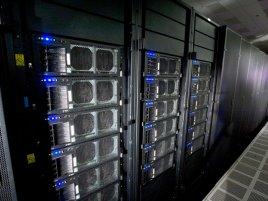 IBM Roadrunner supercomputer