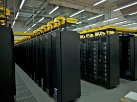 IBM SuperMUC supercomputer
