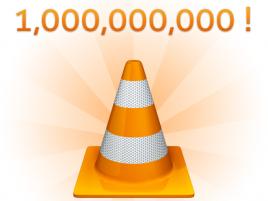 VLC 1 miliarda