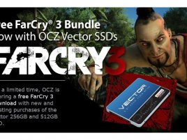 OCZ Vector budlde Far Cry 3