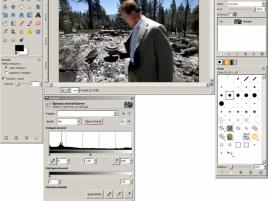 SourceForge: GIMP for Windows