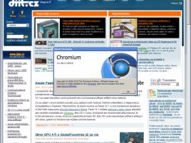 Chromium bez http