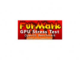 FurMark 1.9.0 logo