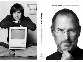 Steve Jobs: A Biography, cover