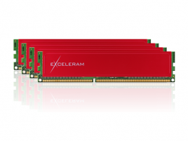 Exceleram 4×8GB kit
