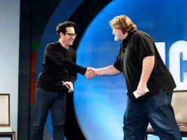 J.J. Abrams a Gabe Newell