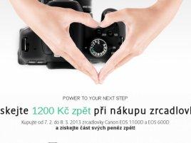 Canon cashback 2013