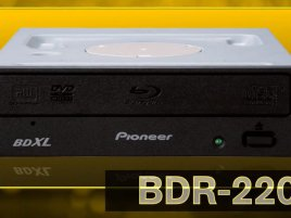 Pioneer BDR-2207