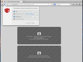 Firefox pluginy