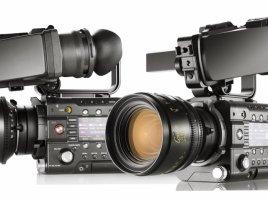 Sony CineAlta F55 a F5