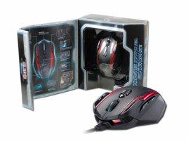 Genius GILA MMO/RTS: 12tlačítková myš s 8200 dpi
