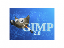 GIMP 2.8 logo