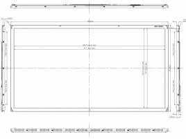 LG 4k LM310UH1–SLA1