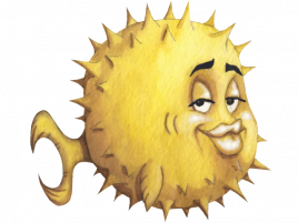 OpenBSD logo 2012 - Puffy