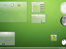 openSUSE 12.2 - KDE_