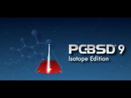 PC-BSD 9 logo 2013