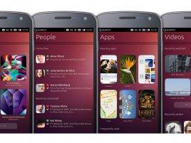 Ubuntu Phone OS - prostředí