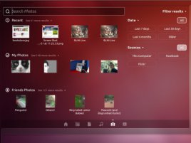 Ubuntu 12.10 Photo Lens_