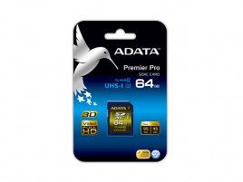 ADATA Premier Pro SDHC UHS-I U1, balení