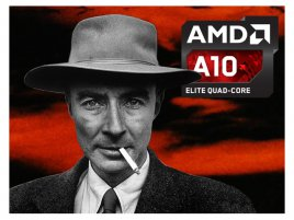 Robert Oppenheimer - Trinity, APU A10