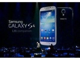 Samsung Galaxy S4 perex