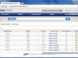 Samsung exFAT open-source