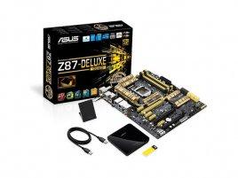 Asus Z87-Deluxe/Quad