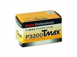 Kodak PROFESSIONAL T-MAX P3200
