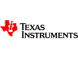 Texas Instruments logo TI 2012
