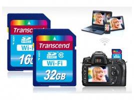 Transcend Wi-Fi SDHC_