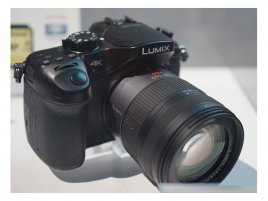 Panasonic Lumix GH4 4k