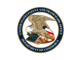 United States Patent and Trademark Office (USPTO) logo