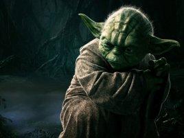 Star Wars Yoda wallpaperr