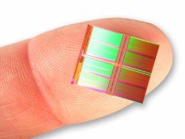 20nm MLC NAND flash micron