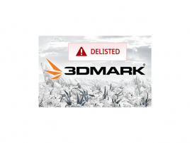 3D Mark logo delisted