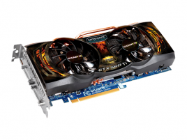 Gigabyte GeForce GTX 560 Ti 950 MHz GV-N560SO-1GI-950