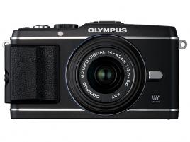 Olympus PEN E-P3 black