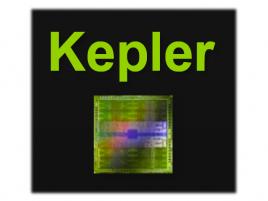 Nvidia Kepler logo