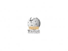 Wikipedia logo - 200 000 editací