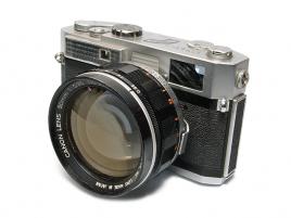 Canon 50 mm f0.95 objektiv